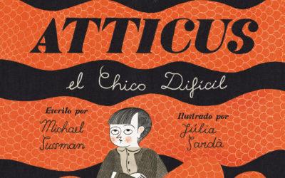 Reseña: «Atticus», de Júlia Sardà – La Opinión de Málaga