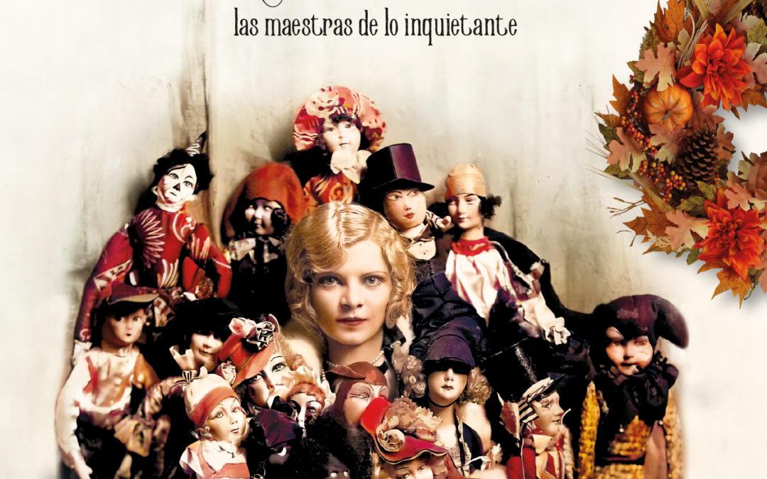Damas espectrales – El Periódico – «Reinas del Abismo», de AA. VV.
