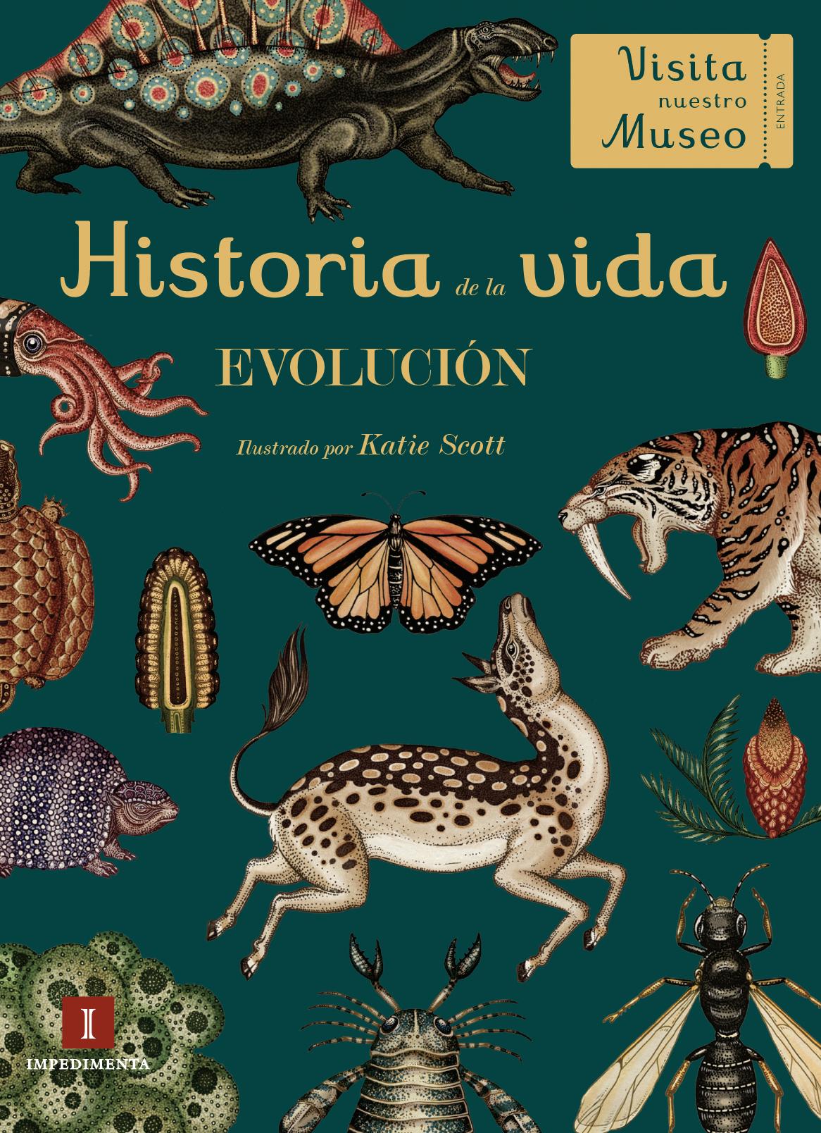 Historia de la vida. Evolución.