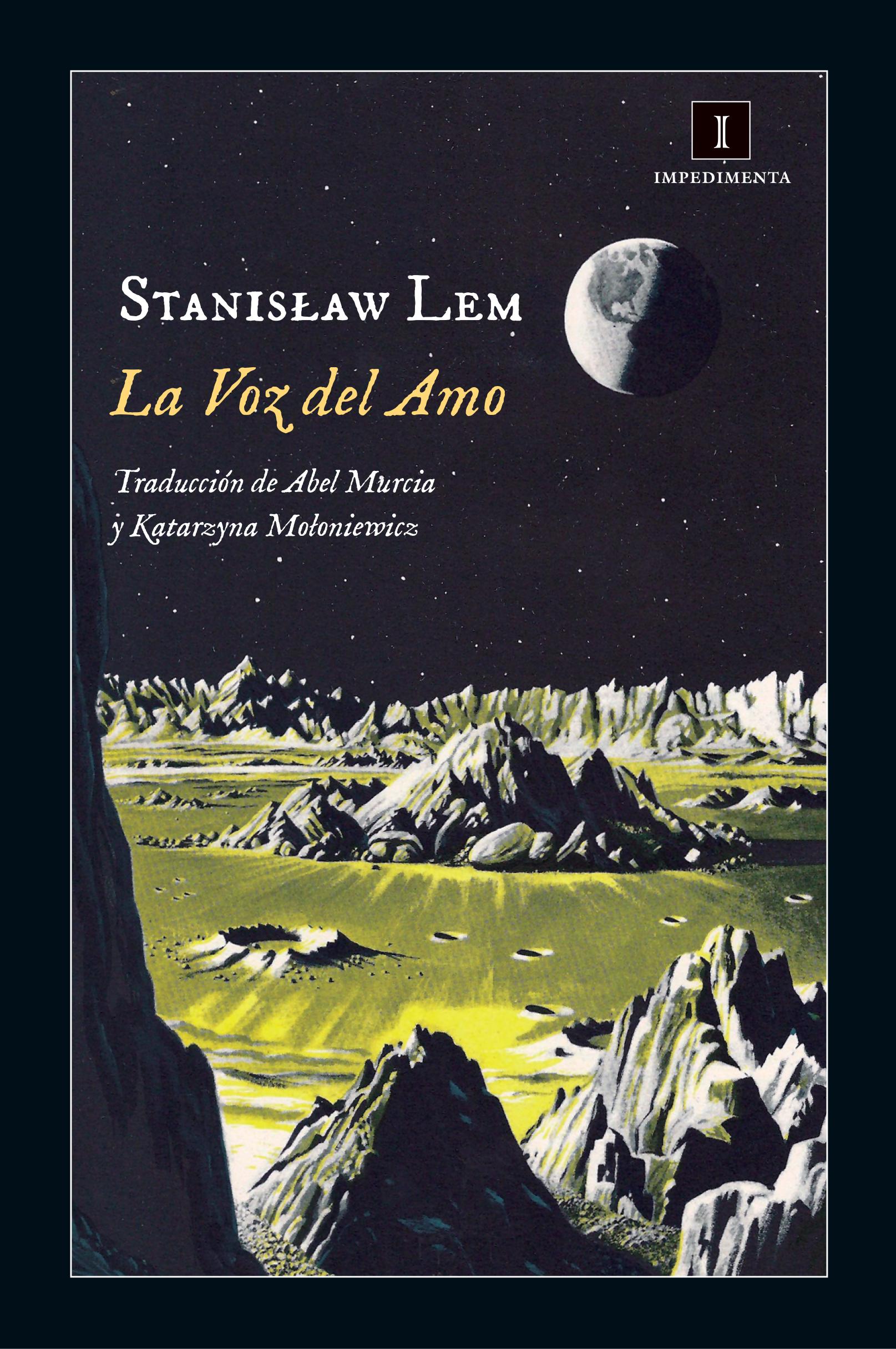 Una espesa lectura: La Voz del Amo, de Stanislaw Lem